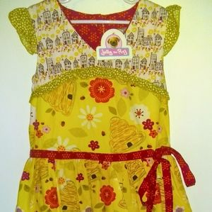 New with Tags Jelly Pug Dress